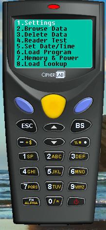 Lookup File 8001